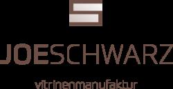 Logo JOE SCHWARZ vitrinenmanufaktur