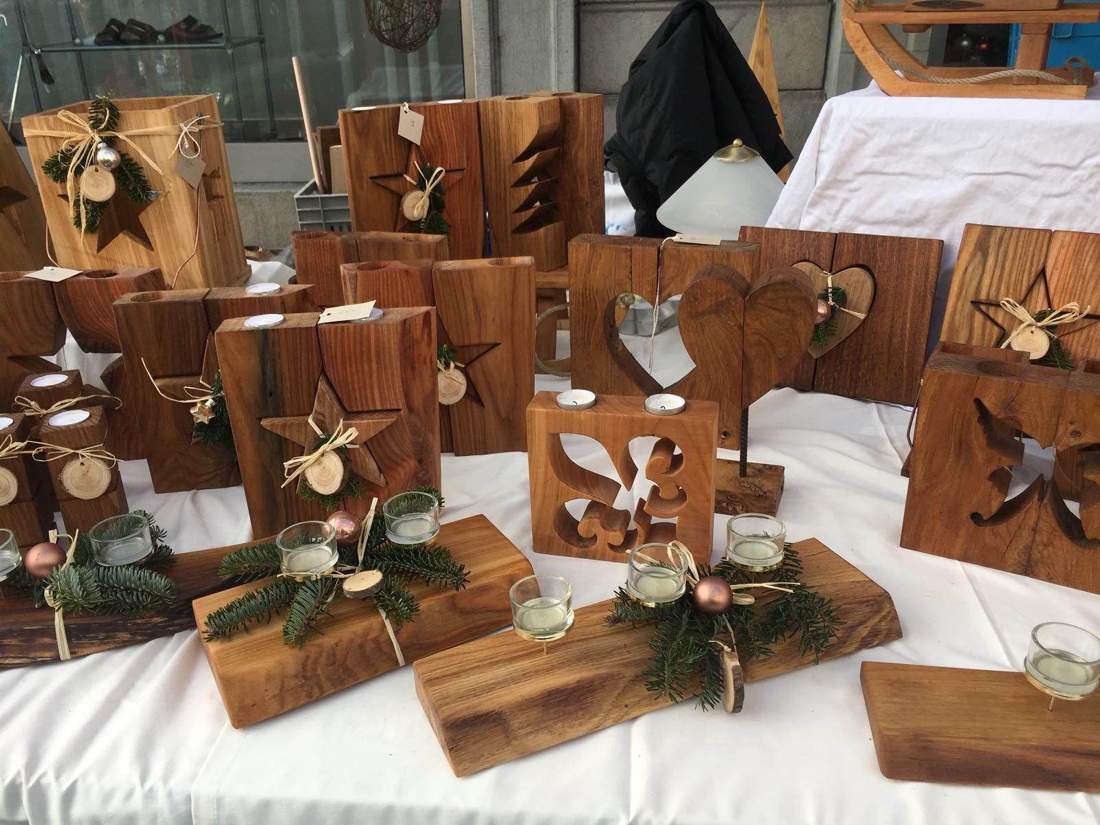 Weihnachtsmarkt Ruswil